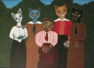 Hubáček Pavel: Kočky