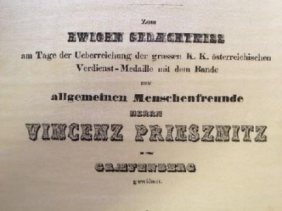 Oslavná báseň na mušelínu 1846