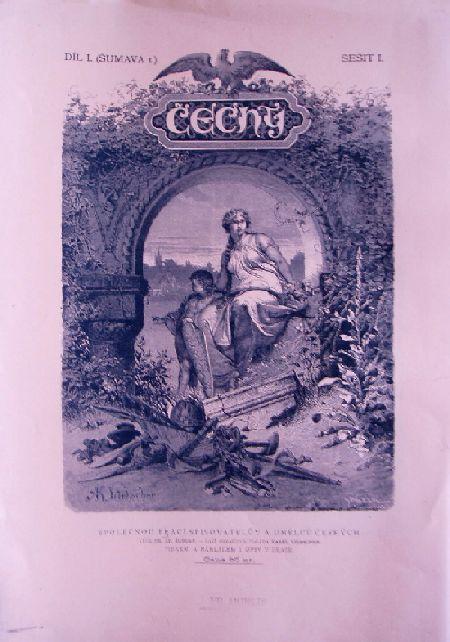 Otto: Čechy – monumentální dílo (Praha od roku 1883)