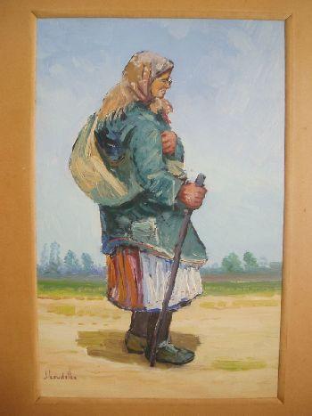 Koudelka Jožka: Na cestě