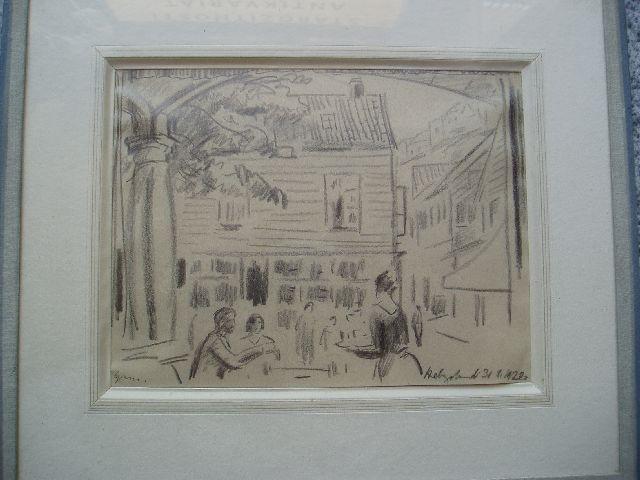Grus Jaroslav: Helgoland 31.8.1922