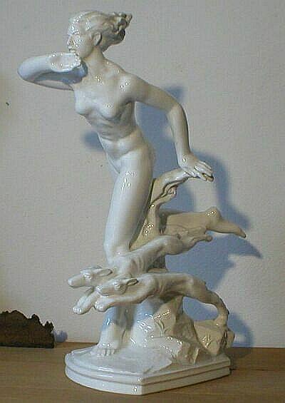 Lichtág Jan: Diana na lovu