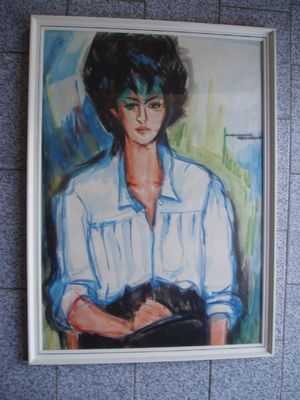 Volicerová – Proboštová Anna: Podobizna ženy