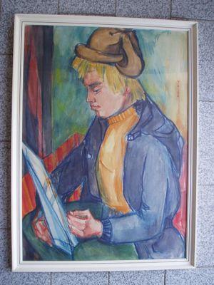 Volicerová – Proboštová Anna: Podobizna chlapce