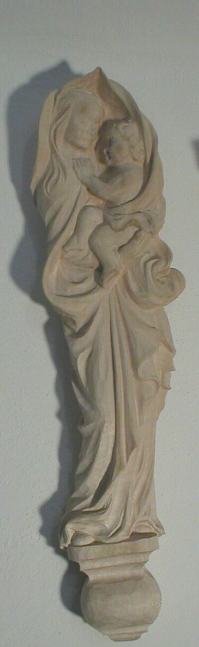 Šilar Bedřich: Madona