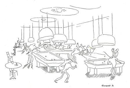 Seewald Richard: Biliárová herna