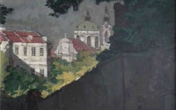 Hůrka Otakar: Sv. Mikuláš v Praze.