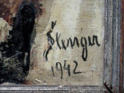 Šlenger podpis