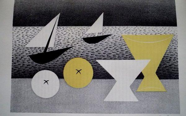 Dílo Jana Zrzavého 1906 – 1940. 3x orig.grafika!!!