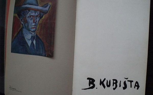 Fr.Kubišta: Bohumil Kubišta  – monografie 1940.