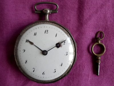 Špindlovky Biedermeier s klíčkem