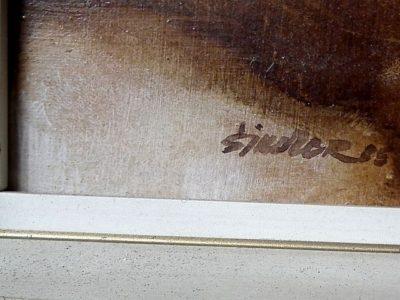 Šindler Jiří: Hlava dívky podpis