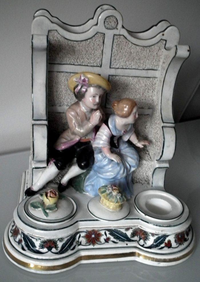 Kalamář figurální