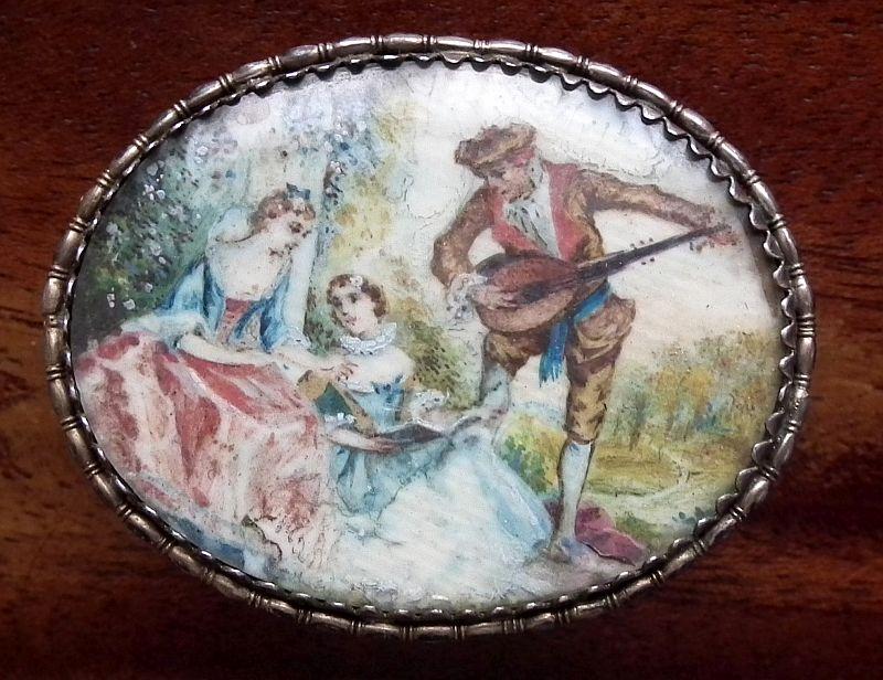 Miniatura stříbro – Rakousko uhersko po roce 1866