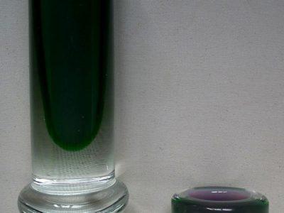 Petr Hora: Váza a popelník - komplet