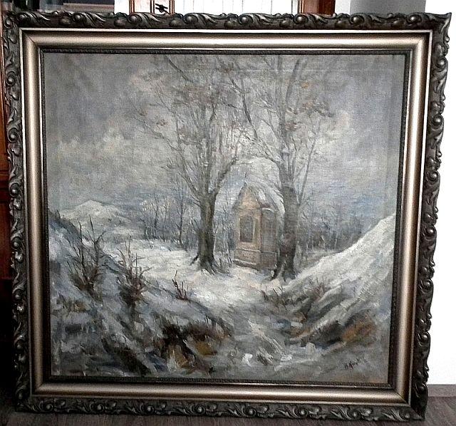 Bohumil Knyttl: Kaplička (pod Kozákovem)