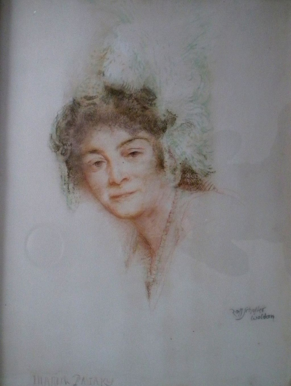 Raffael Schuster Woldan: Maria Pataky.