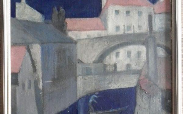 Vladimír Ringes: Na Čertovce – Praha.